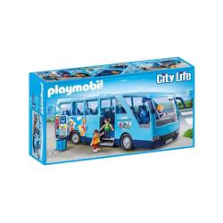 Playmobil® Spielzeug-Auto PLAYMOBIL® 9117 - City Life - Schulbus, Fun Park