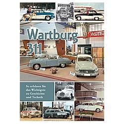Wartburg 311 - Buch