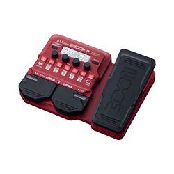 ZOOM E-Gitarre Zoom B1X FOUR Multi-Effektgerät für Bass-Gitarre