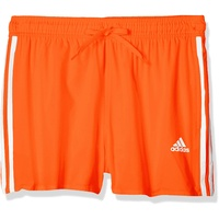 adidas 3-Streifen CLX true orange L