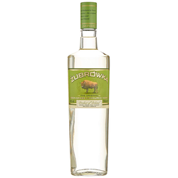 Zubrowka The Original Bison Grass Flavoured Wodka aus Polen 700ml