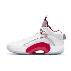 Air Jordan XXXV Basketballschuh - Weiß, size: 44