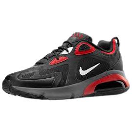 Nike Men's Air Max 200 black/white/university red/dark grey 42,5