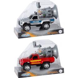 SPEED ZONE D/C Fahrzeug