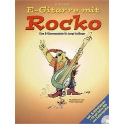 E-Gitarre mit Rocko