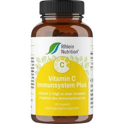 Vitamin C Immunsystem Plus