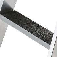 Günzburger Trittauflage clip-step R13 Nachrüstsatz für Plattformleiter (Art.-Nr. 52305/52705)