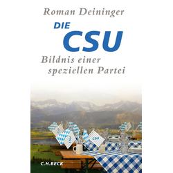 Die CSU als Buch von Roman Deininger