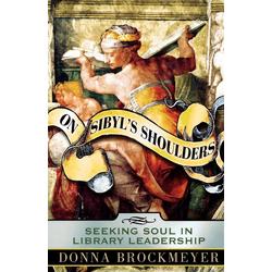 On Sibyl's Shoulders als Taschenbuch von Donna Brockmeyer