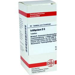 ICHTHYOLUM D 6