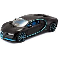 BBURAGO 18-11040 - Bugatti Chiron schwarz 1:18