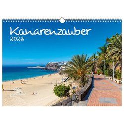 Seelenzauber Erotikkalender Kanarenzauber DIN A3 Kalender für 2022 Kanaren -