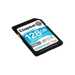 Kingston Canvas Go! Plus 128 GB SDXC Speicherkarte (128 GB GB)