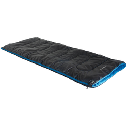 High Peak Deckenschlafsack Ceduna grau Schlafsäcke Camping Schlafen Outdoor Schlafsack