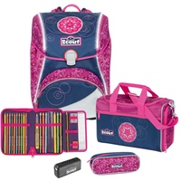 SCOUT Alpha Safety Light 4-tlg. pink mandala