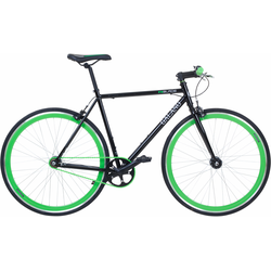 Galano Singlespeed Blade schwarz Fahrräder Zubehör Fahrrad