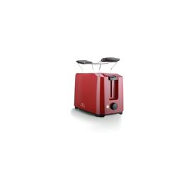 Lentz Toaster Toaster 700W, 2 Schlitz-Toaster rot