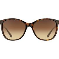 Emporio Armani EA4025 502613 dark havana/ brown gradient