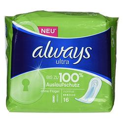 Always Ultra Normal Damenbinden für normale Tage Inhalt 14 Stück