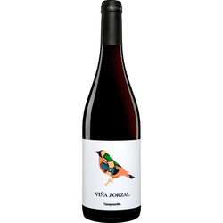 Viña Zorzal Tempranillo 2019 0.75L 13.5% Vol. Rotwein Trocken aus Spanien