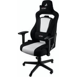 NITRO CONCEPTS Gaming-Stuhl E250 weiß