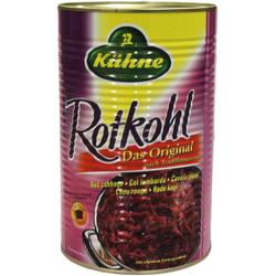 Kühne Rotkohl küchenfertig  4250 ml