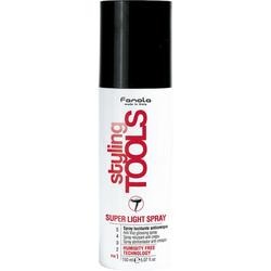 Fanola Styling Tools Super Light Spray 150ml - Anti Frizz Glossing Spray