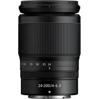 Nikon Nikkor Z 24-200 mm F4,0-6,3 VR