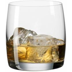 BOHEMIA SELECTION Glas CLARA, Kristallglas, 6-teilig 290 ml - 8,9 cm