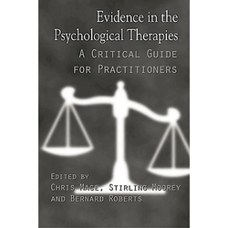 Evidence in the Psychological Therapies