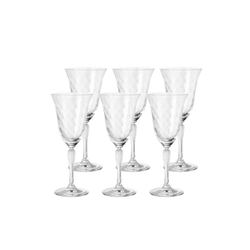 LEONARDO Rotweinglas VOLTERRA Rotweinkelch 150ml 6er Set (6-tlg)