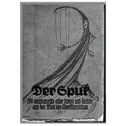 Der Spuk. Otto Piper  - Buch
