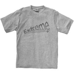 T-Shirt EXTREME grau XXL
