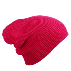 Long Beanie | Myrtle Beach pink