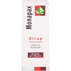 MONAPAX Sirup 150 ml