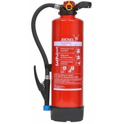 Jockel Feuerlöscher Wassernebellöscher - WM 9 TJX F 27 - frostsicher