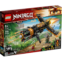 Lego Ninjago Coles Felsenbrecher 71736