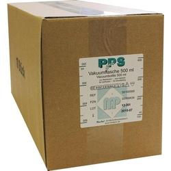 PPS Vakuumflasche 500 ml 10 St