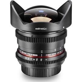 Walimex 8mm F3,8 Fisheye VDSLR II Nikon F