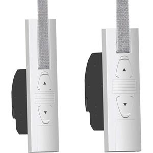 SuperRollo GW195 elektrischer Gurtwickler, für 23 mm Gurtband, Rollladen bis 60 kg & GW190 elektrischer Gurtwickler, Unterputz für Gurtkasten, für 23 mm Gurtband, Rollladen bis 45 kg