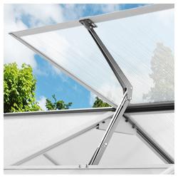 Deuba Gewächshaus-Fensteröffner, Perfekte Belüftung von Garten- & Gewächshaus