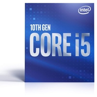 Intel Core i5-10600 6x 3.30GHz, boxed
