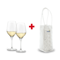 Gratiszugabe für Zeter-Wein