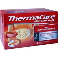 Pfizer ThermaCare Rücken Wärmeumschlag 4 St.