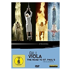 Bill Viola-The Road to St.Paul's
