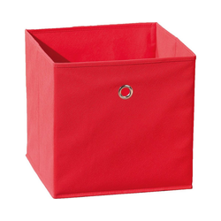 Inter Link Aufbewahrungsbox Faltbox, grün rot