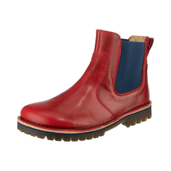 GRÜNBEIN Anke Chelsea Boots Chelseaboots rot 36