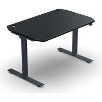 Halberd Scout Gaming-Tisch 114cm Stance - schwarz
