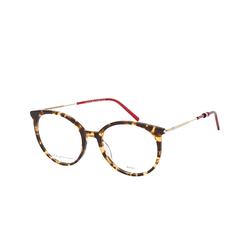 Tommy Hilfiger TH 1630 086, inkl. Gläser, Cat Eye Brille, Damen