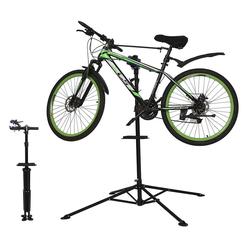Mucola Fahrrad-Montageständer Fahrradständer 360° drehbar Fahrradmontageständer höhenverstellbar Reparaturständer Zentrierständer